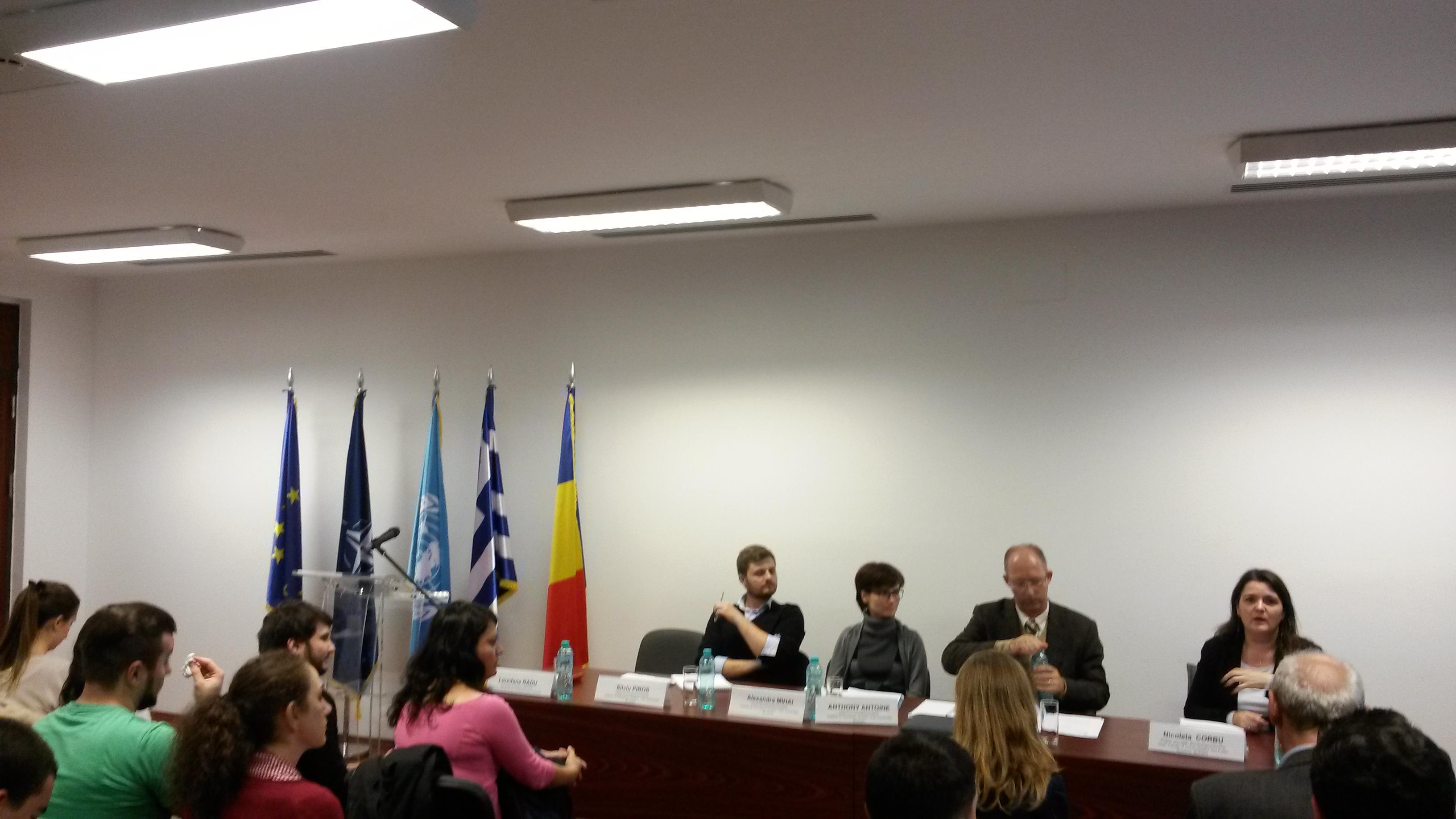 Impresii de la conferința finală a proiectului EUROANTREPRENORIAT